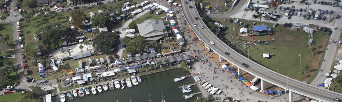 Festival Aerial
